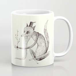 'Waiting' Coffee Mug