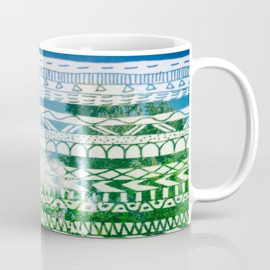 Hipstapattern Mug