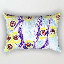 the fruits Rectangular Pillow