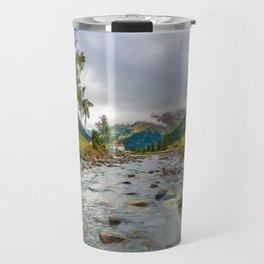 Pitztal, Austria Travel Mug