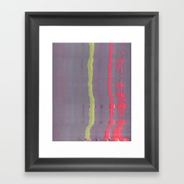 Untitled 20141003a Framed Art Print
