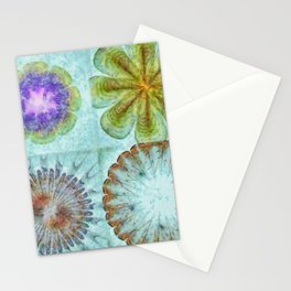 Attitudinal Proportion Flower  ID:16165-113431-66510 Stationery Cards