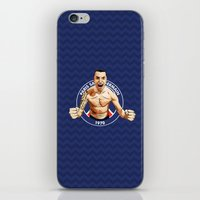 zlatan iPhone & iPod Skins featuring Zlatan Ibrahimovic by Just Agung