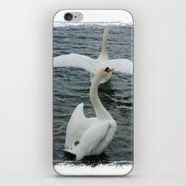 'Time to Fly' iPhone Skin
