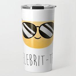 Celebrit-tea Travel Mug
