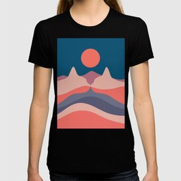 Cat Landscape 29 T-shirt