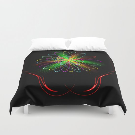 Abstract Perfection 56 Duvet Cover