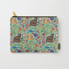 Candy Pattern Carry-All Pouch