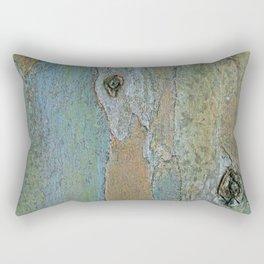 Eucalyptus Gum Tree Bark Rectangular Pillow