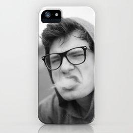 Smoking iPhone Case