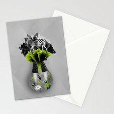 There's ecology in every drop Stationery Cards