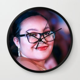 Aasha Wall Clock