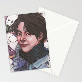 Nowhere But Up Stationery Cards