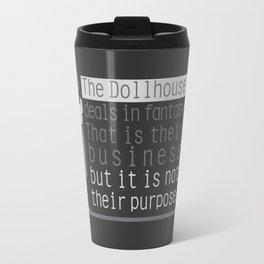 Dollhouse Travel Mug