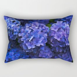 Hydrangea Rectangular Pillow