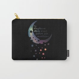 Stars I can't fathom into constellations Carry-All Pouch