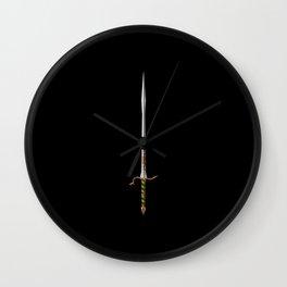 Druid Sword | Deep Forest Edition Wall Clock