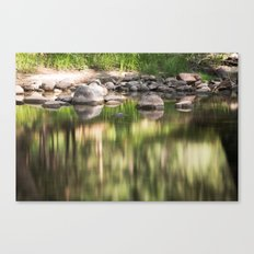 Merced River Canvas Print
