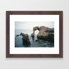 Pirate's Cove Framed Art Print