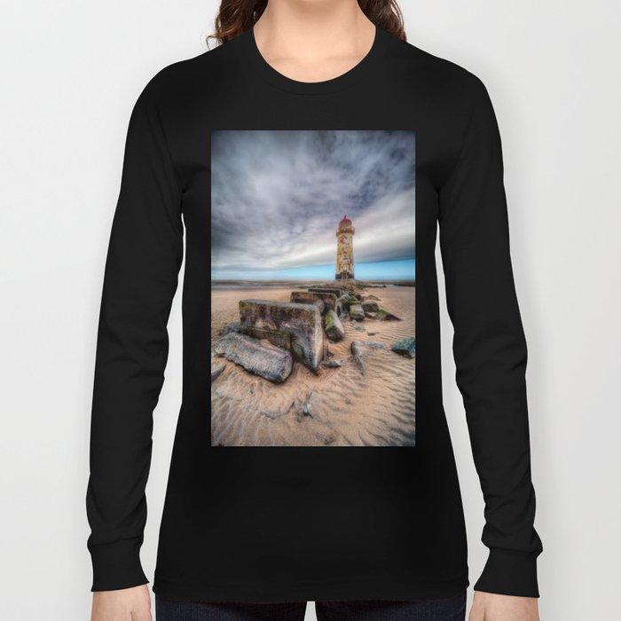 Talacre Light House Long Sleeve T-shirt