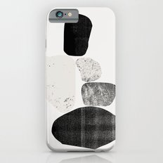 Pile of rocks iPhone 6s Slim Case