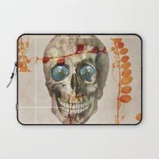 skull#04 Laptop Sleeve