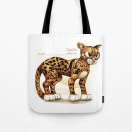 Tigrillo Tote Bag