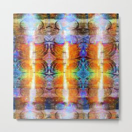 Born good outflow grog. Metal Print