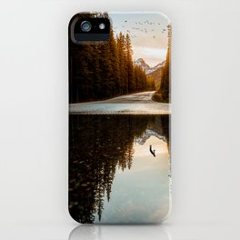 the upside-down iPhone Case