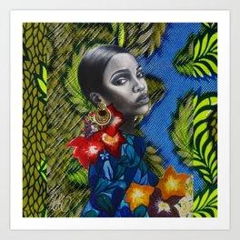 'Sansho' Art Print