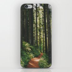 Happy Trails iPhone & iPod Skin