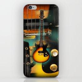 The Electric Guitar iPhone Skin