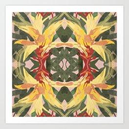 Bromeliad II Art Print