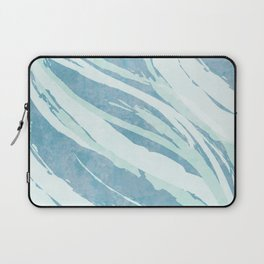 Unsettled Waves Laptop Sleeve