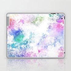 Watercolor Meander Laptop & iPad Skin