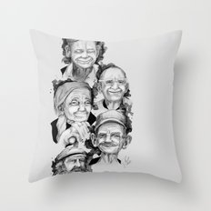 Review by carographic, Carolyn Mielke Throw Pillow