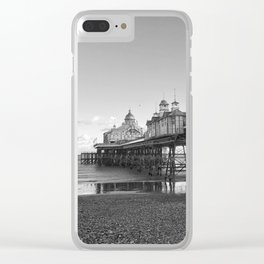Eastbourne Pier September 2018 Clear iPhone Case