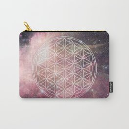 Sacred Geometry Universe 3 Carry-All Pouch