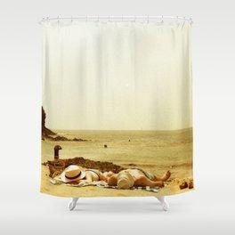 Holidays Shower Curtain