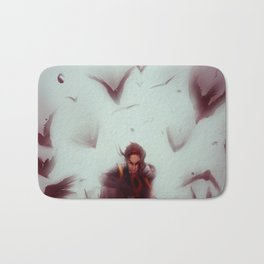 Murder of Crows Bath Mat