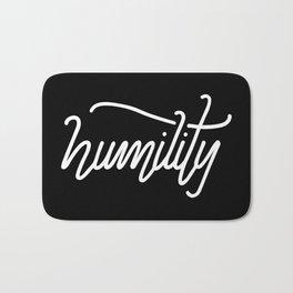 Humility Bath Mat