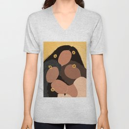 Stronger Together  Unisex V-Neck