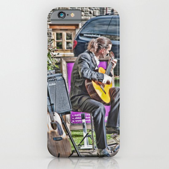 While My Guitar Gently Weeps 2 iPhone & iPod Case