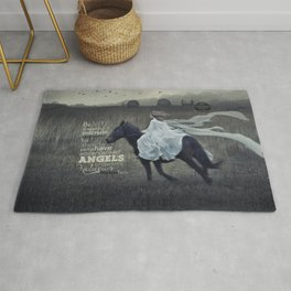 Angels Unaware Rug