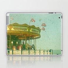 Carousel by the Sea Laptop & iPad Skin