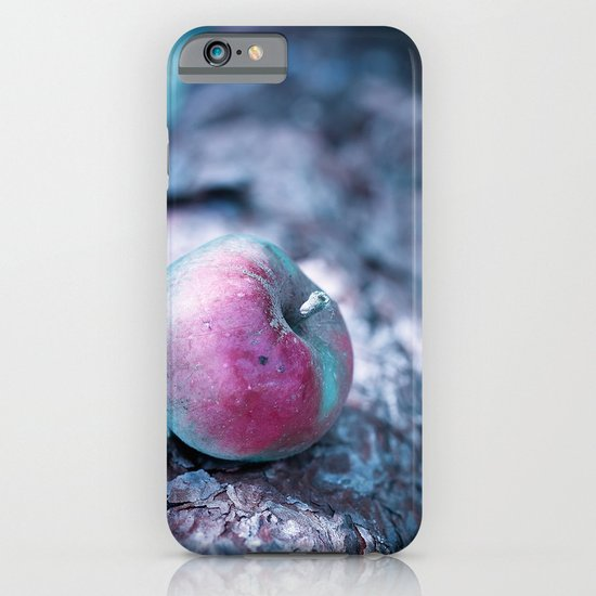 ONE APPLE A DAY ... iPhone & iPod Case