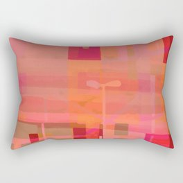 metropolitan V Rectangular Pillow
