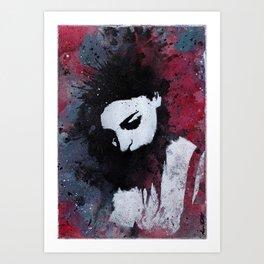 Eyes Of a Failure Art Print
