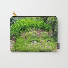 The Lost Gardens of Heligan - Giant's Head Carry-All Pouch