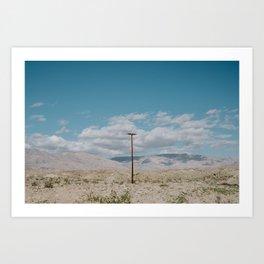 Desert 01 Art Print